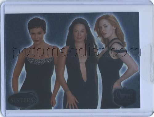 Charmed: Conversations Case Card [Sisters/#CL-1]