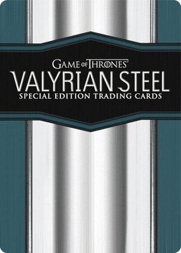 Game of Thrones: Season Five House Bolton Case Topper Card [H12]
