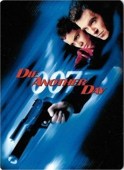 James Bond Archives Final Edition Trading Cards Die Another Day Case Topper Card [CT1]