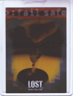 Lost Season 2 Fail-Safe Case Topper Card [CL-1]