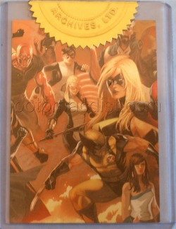 Marvel 2012 Greatest Heroes Trading Cards Case Card [#CT2 of 5]