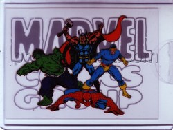 Marvel Bronze Age (1970-1985) Trading Cards Case Topper Card [#T2]