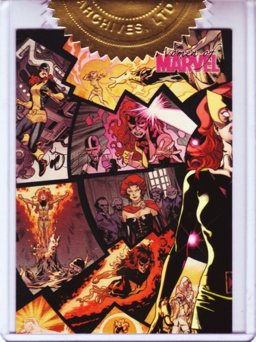The Women of Marvel Series 2 Trading Cards Case Card (238/300) [#CT1]