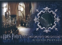 Harry Potter and the Goblet of Fire Ten Case Incentive Prop Card (Trophy) (#031/105) [P13a]