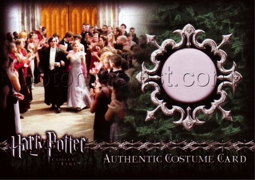 Harry Potter Goblet of Fire Update Fleur Delacour Costume 5-Case Incentive Card (#114/230) [Ci1]