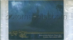 Harry Potter Prisoner of Azkaban Update Trading Cards Gold Foil Promo Set [4 cards]