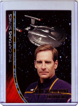 Star Trek: 50th Anniversary Trading Cards Case Topper Card [340/833]