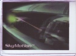 Star Trek Next Generation Episodes Series 6 Timescape Skymotion Card [#SM2]