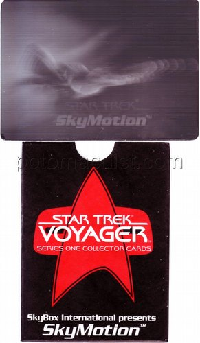 Star Trek Voyager 1 Trading Cards Skymotion Card