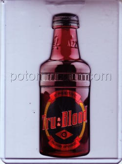 True Blood Legends Premiere Edition Trading Cards Case Topper Card (251/667) [#CT1]