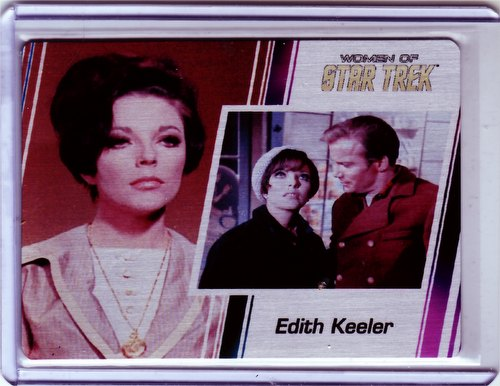 Star Trek: The Women of Star Trek 50th Anniversary Trading Cards Case Topper Card [P1]