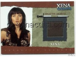 Xena Season 4 & 5 Trading Cards Case Card [#R1]