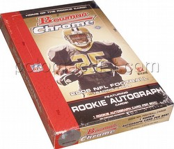 2006 Bowman Chrome Football Cards Box [Hobby]