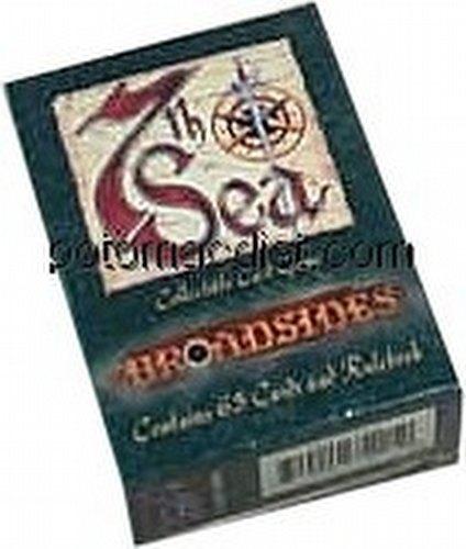 7th Sea Collectible Card Game [CCG]: Broadsides Crimson Roger Starter Deck