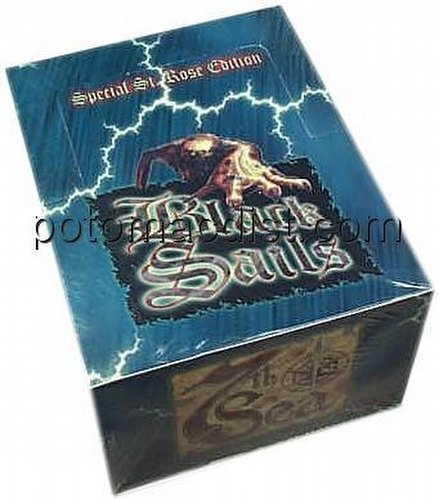 7th Sea Collectible Card Game [CCG]: Black Sails Starter Deck Box