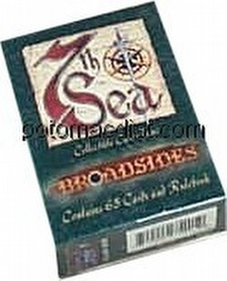 7th Sea Collectible Card Game [CCG]: Broadsides Explorer
