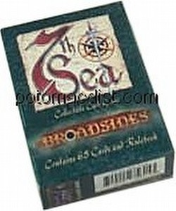 7th Sea Collectible Card Game [CCG]: Broadsides Sea Dogs Starter Deck