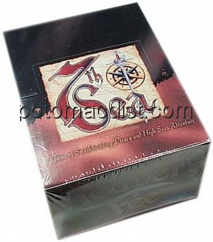 7th Sea Collectible Card Game [CCG]: Reapers Fee Starter Deck Box