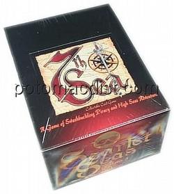 7th Sea Collectible Card Game [CCG]: Scarlet Seas Starter Deck Box