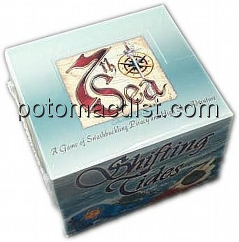7th Sea Collectible Card Game [CCG]: Shifting Tides Booster Box