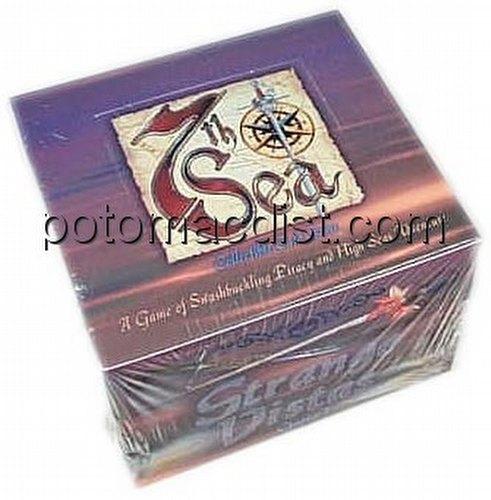 7th Sea Collectible Card Game [CCG]: Strange Vistas Booster