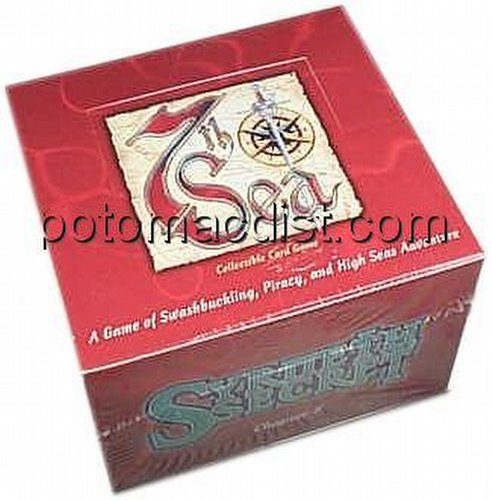 7th Sea Collectible Card Game [CCG]: Syrneth Secret Booster Box