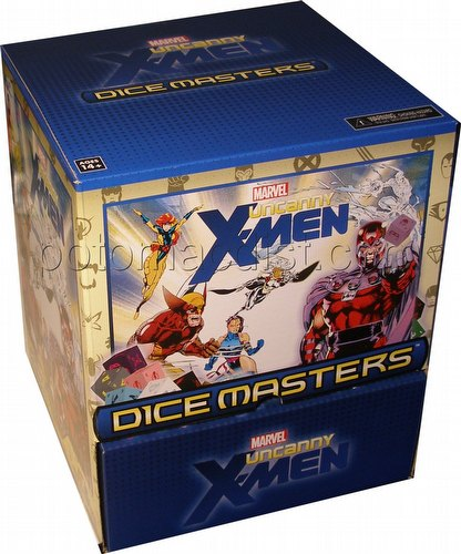 Marvel Dice Masters: The Uncanny X-Men Dice Building Game Gravity Feed Box