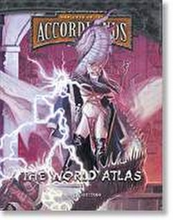 The Accordlands Role-Playing Game [RPG]: The World Atlas Book