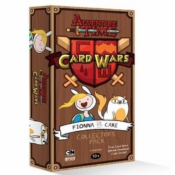 Adventure Time Card Wars: Fionna Vs. Cake Collector