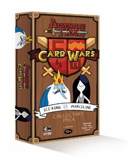 Adventure Time Card Wars: Ice King Vs. Marceline Collector