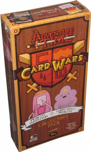 Adventure Time Card Wars: Princess Bubblegum Vs. Lumpy Space Princess Collector