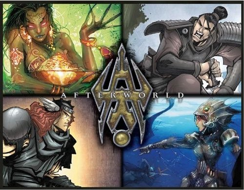 Afterworld: Faction Packs Booster Box