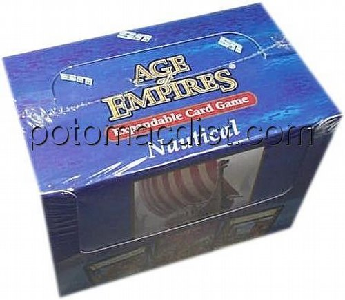 Age of Empires II: Nautical Starter Deck Box