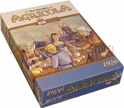 Agricola NL (Netherlands) Deck Expansion Box