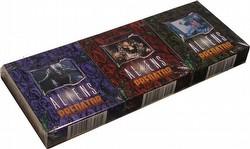 Aliens Vs. Predator Customizable Card Game [CCG]: Premiere Edition Starter Deck Set [3 decks]