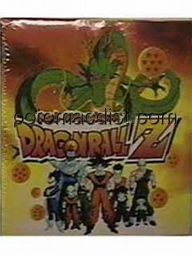 Ani-Mayhem: Dragonball Z Starter Deck Box