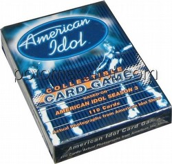 American Idol Collectible Card Game [CCG]: Season 3 Starter Deck