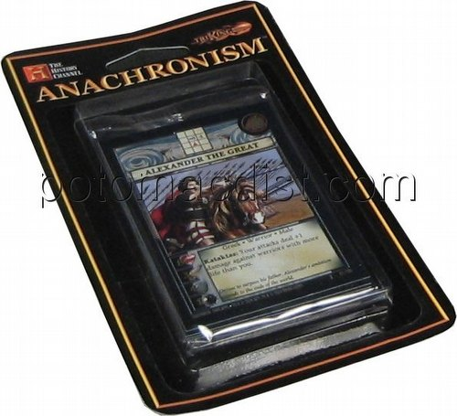 Anachronism: Series 1 Alexander the Great Warrior Pack