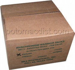 Anachronism: Warrior Packs Series 3 Complete Set
