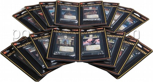 Anachronism: Warrior Packs Series 4 Complete Set