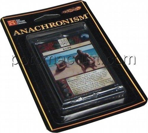 Anachronism: Series 4 Kupe Warrior Pack