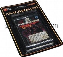 Anachronism: Series 4 Te Raupraha Warrior Pack