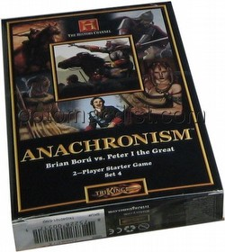 Anachronism: Brian Boru Vs. Peter I the Great Series 4 Starter Deck