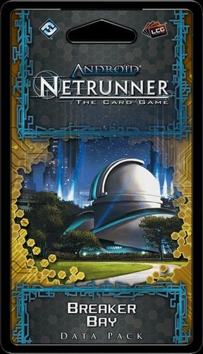 Android: Netrunner SanSan Cycle - Breaker Bay Data Pack