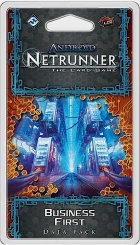 Android: Netrunner Mumbad Cycle - Business First Data Pack