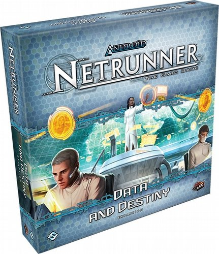 Android: Netrunner Living Card Game Data and Destiny Box