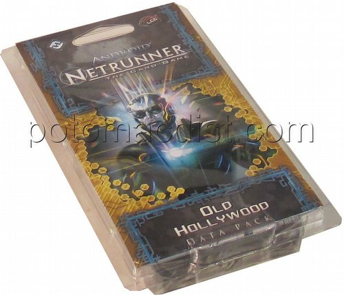 Android: Netrunner SanSan Cycle - Old Hollywood Data Pack Box [6 packs]