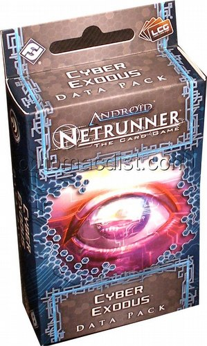 Android: Netrunner Genesis Cycle - Cyber Exodus Data Pack
