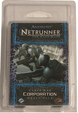 Android: Netrunner Corporation Draft Pack