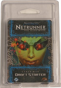 Android: Netrunner Cyber War Draft Starter Pack